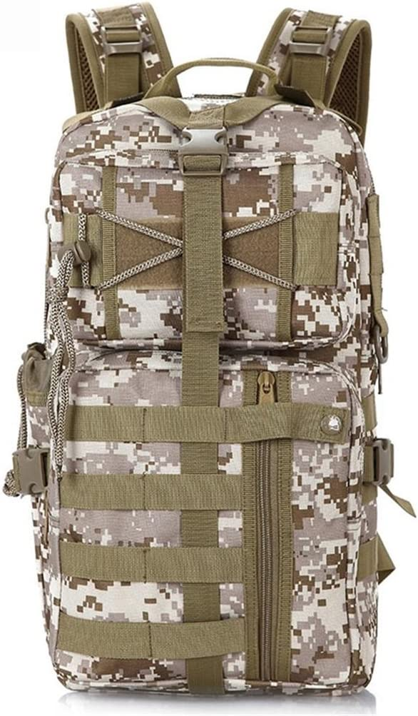 YONGMEI Outdoor Backpack Color : E Multi-Functional Combination Camouflage Bag Mountaineering Bag Sports Bag Backpack