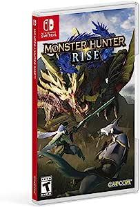 Monster Hunter Rise Standard Edition - Nintendo Switch