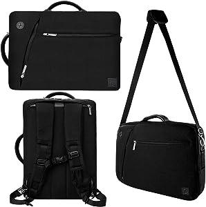 11.6 to 13 Inch Laptop Shoulder Bag Backpack Fit Dell Chromebook 3189, 5190, 3189 Education 2 in 1, Inspiron 11 3000, Asus Vivobook E203NA, Transformer Pro T304UA, Chromebook Flip C213SA