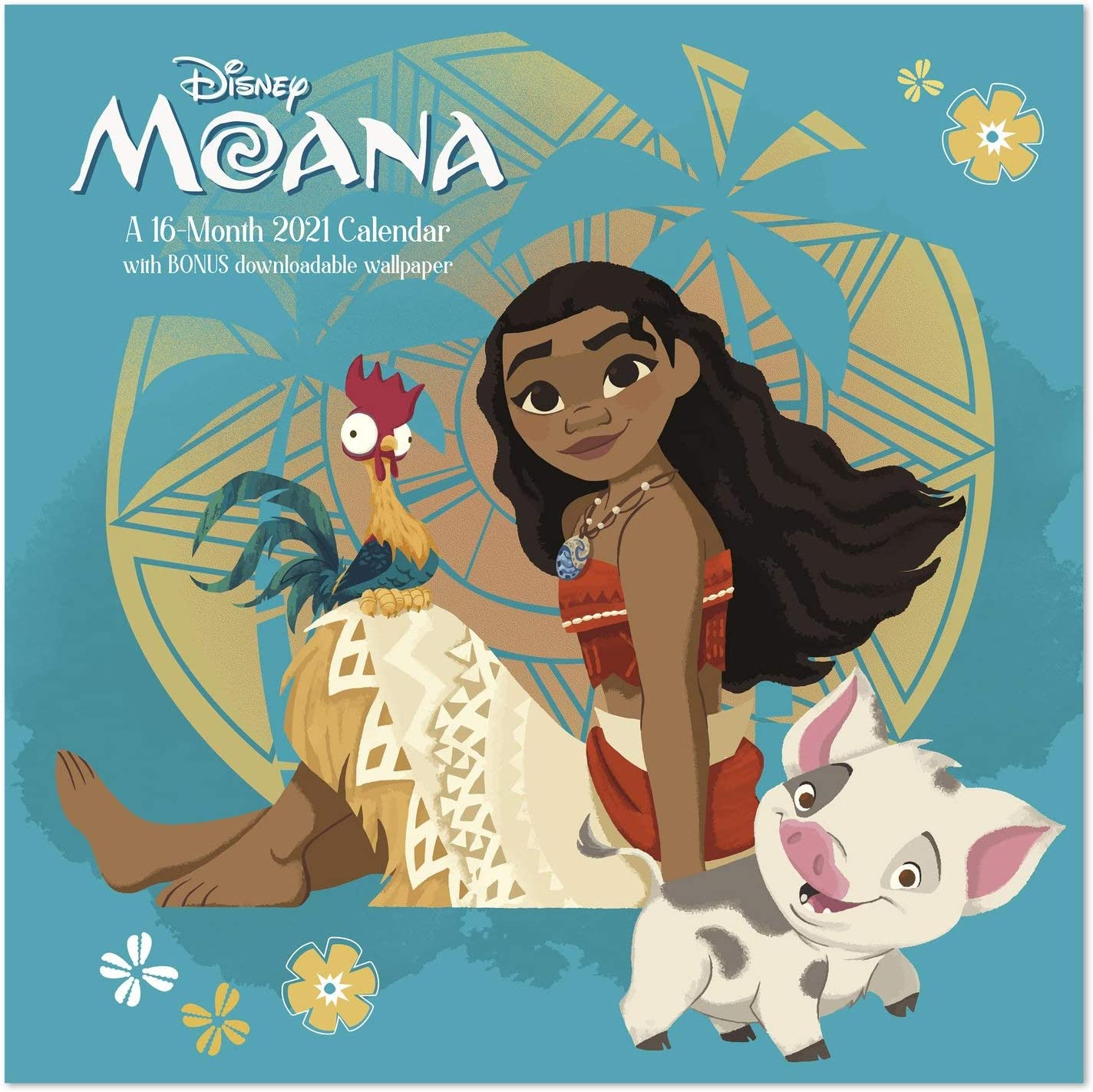 Moana Calendar 2021 Pictures