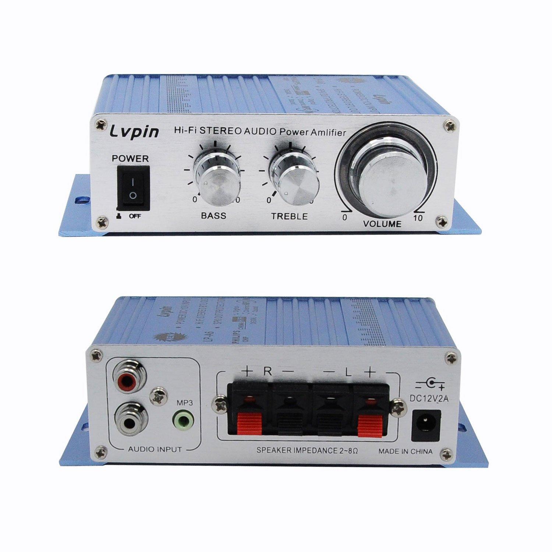 Earlybird Savings 12v Audio Amplifier Mini Hi Fi Stereo Volume Control In Headphone Electrical Engineering Power Car Motorbike