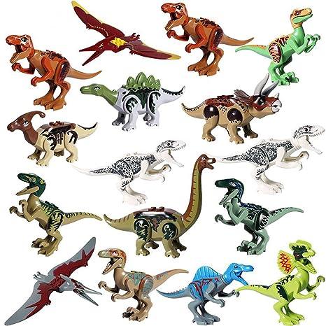 Color Kolobok Dinosaur Toys Park