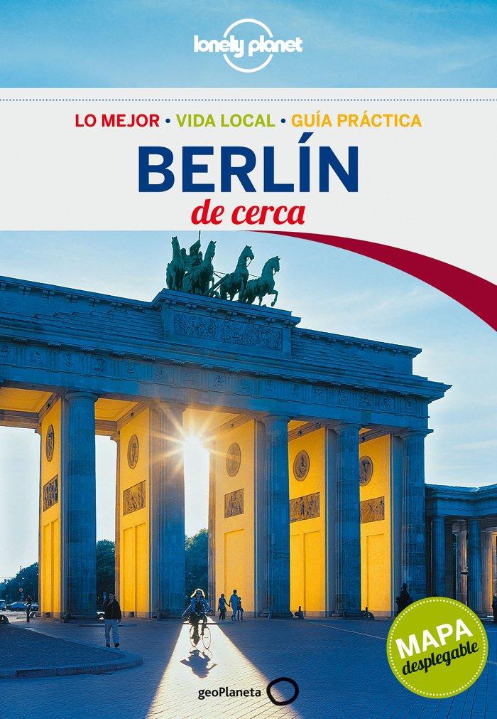 Berlín De cerca 3 (Guías De cerca Lonely Planet, Band 1)