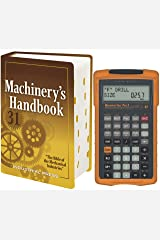 Machinery's Handbook + Calc Pro 2 Bundle: Toolbox Hardcover