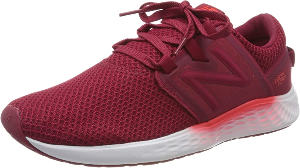 Jarra Contrato Parque jurásico  Amazon.com | New Balance Men's Running Shoes, Red Red Rb1, 7 M US | Fashion  Sneakers