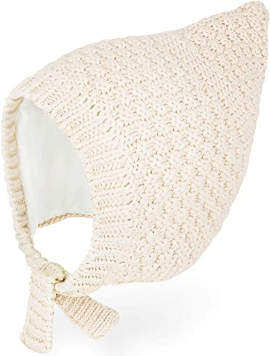 Happy Tree Newborn Baby Hat Warm Cute Bear Toddler Winter Bonnet Kids Infant Cotton Lined Beanie Cap 0-8m