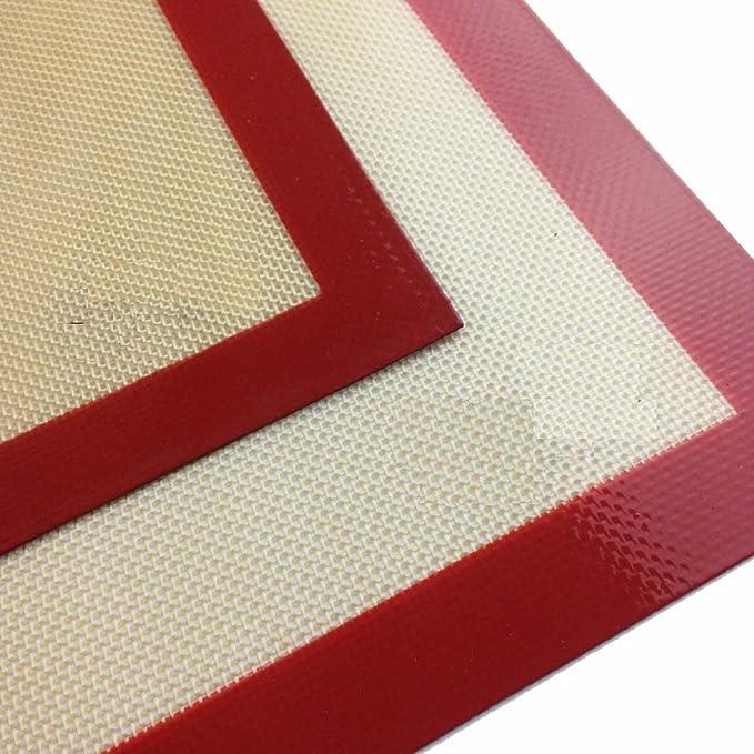 Calidad profesional antiadherente silicona maletero para Bake ...