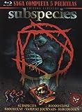 Subspecies Digipack Limitado y Numerado [Blu-ray]