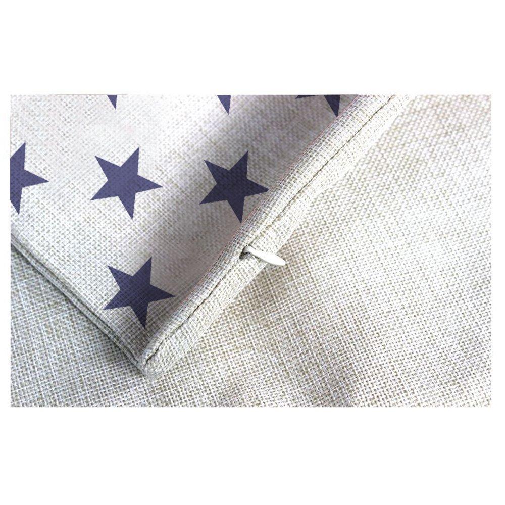 Amazon.com: De Julio De 4th decoraciones – Bandera americana ...