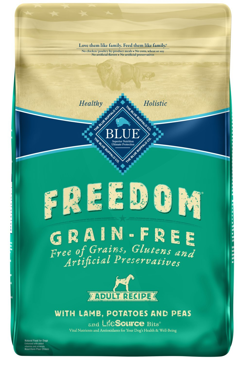 Amazon Blue Buffalo Grain Free Dog Food