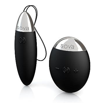 Sova RC300 Commando Remote Control Vibrator with Whisper Quiet Technology