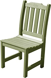 product image for highwood AD-CHDL1-SGE Lehigh Armless Dining Chair, No Arms, Dried Sage
