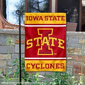 College Flags and Banners Co. Iowa State Cyclones Garden Flag