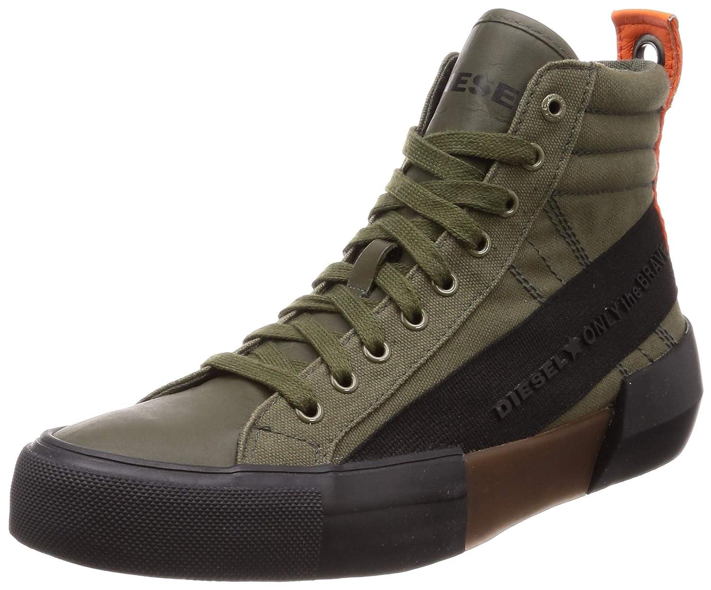 Buy Diesel Men's S-dese Mc-Sneaker Mid