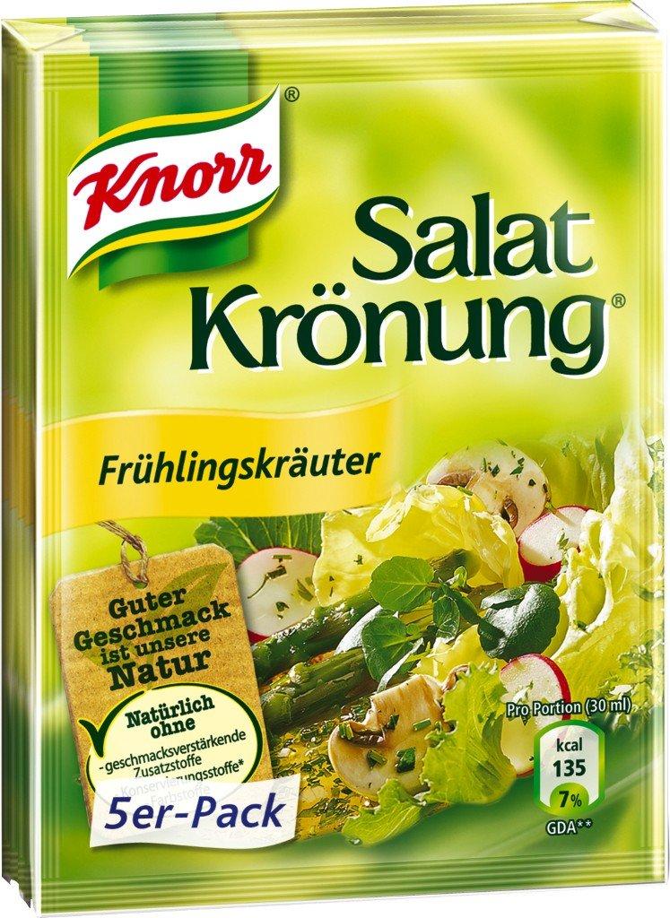 Salatkronung vegan