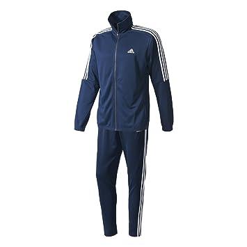 wholesale dealer 94a26 5bf63 adidas Tiro TS Chándal, Hombre, Azul (Maruni Blanco), 156