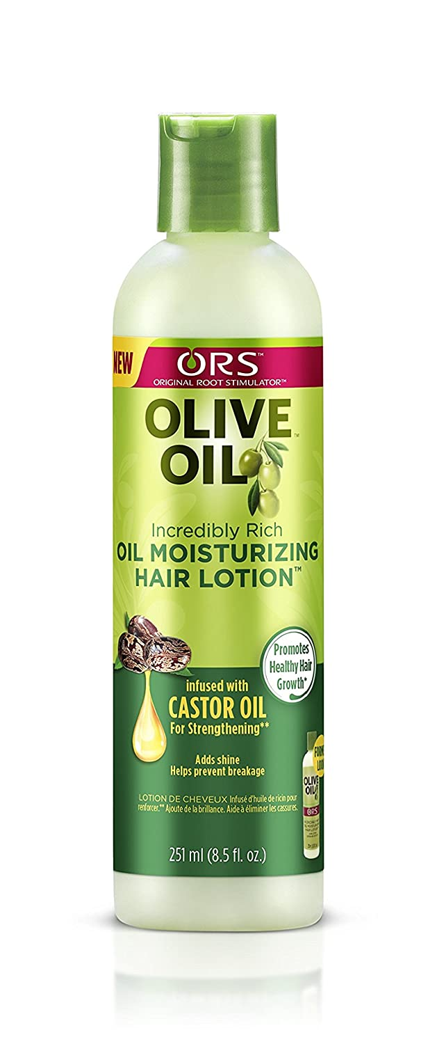 Organic Root Stimulator Olive Oil Moisturizing Hair Lotion, 8.5 Ounce PerfumeWorldWide Inc. 11079