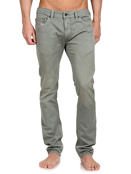 Amazon.com: Diesel de los hombres Thavar 0810 W Skinny Jeans ...