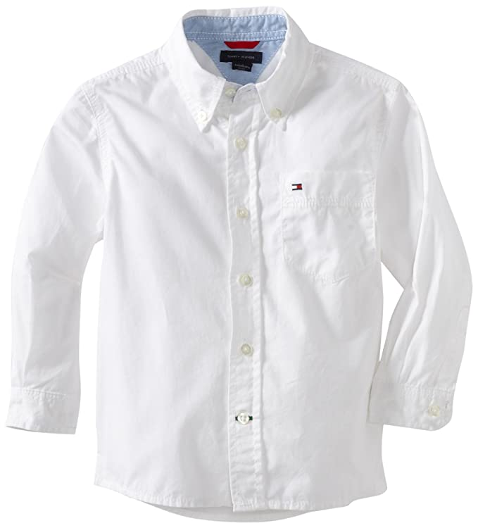 Cheap Big Sale Oxford Cotton Woven Shirt 46R - Sales Up to -50% Tommy Hilfiger Cheapest Outlet Store Sale Inexpensive Outlet Marketable X1H95M7
