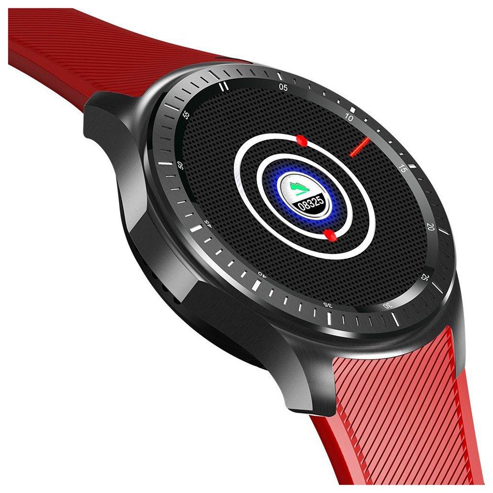 DM368 reloj inteligente - SODIAL (R) Smartwatch Fitness ...