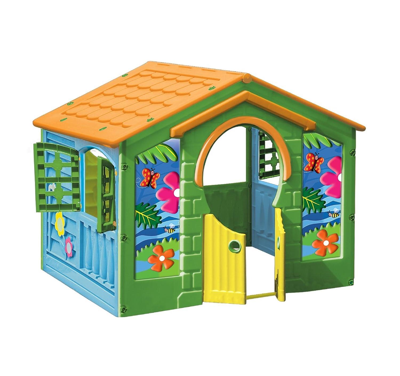 Casetta Da Giardino Per Bambini Made In Italy Amazon It Giochi E
