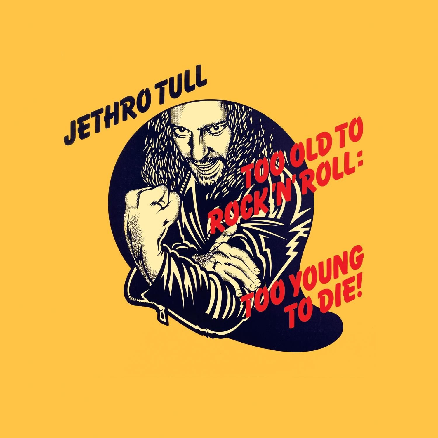 Jethro Tull Too Old To Rock N Roll Too Young To Die 2cd 2dvd Amazon Com Music