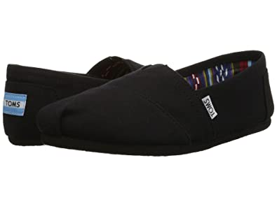 7c01cd62507 TOMS Women s Canvas Slip-On
