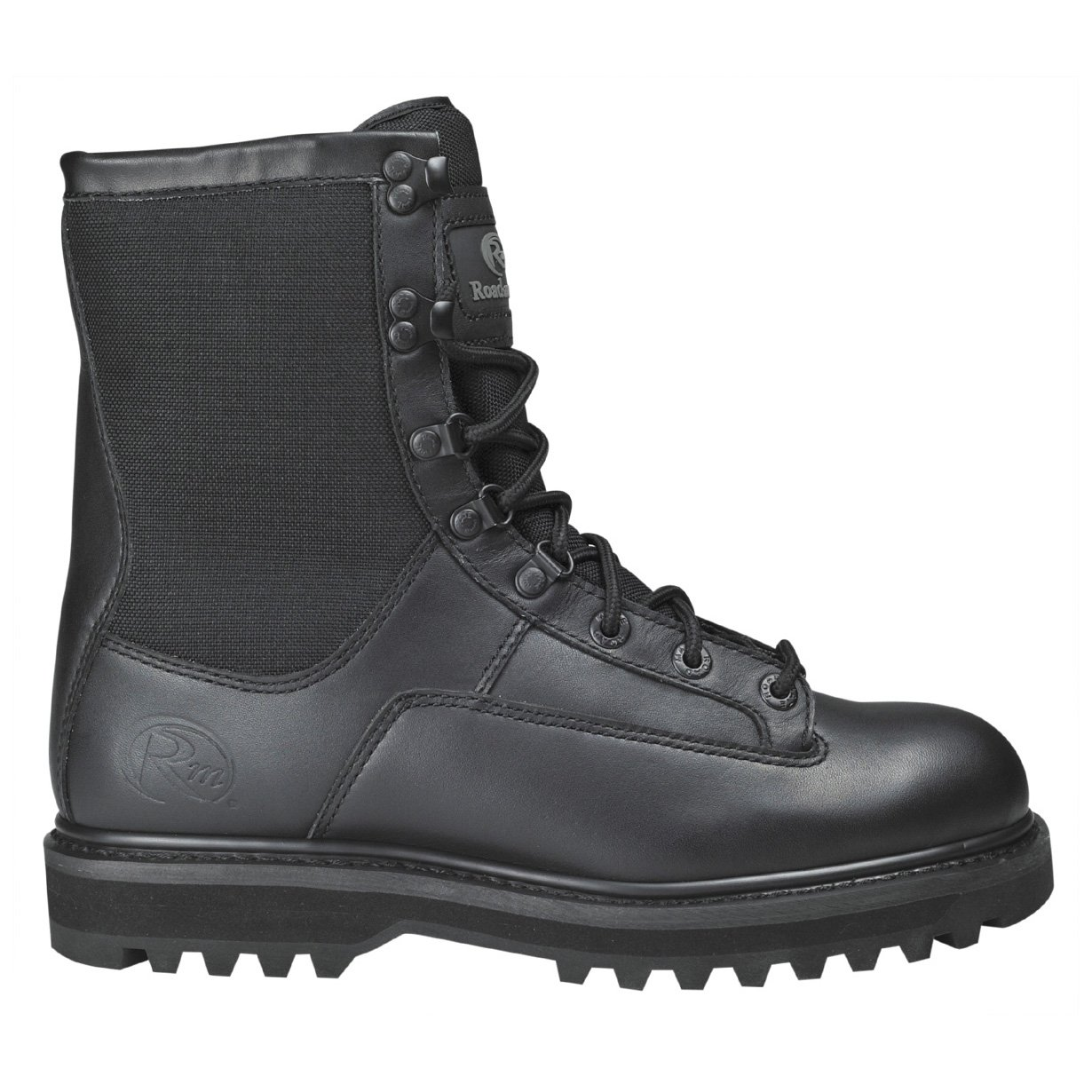 ROADMATE BOOT CO メンズ B00CWVPGAE 6.5 D(M) US|ブラック ブラック 6.5 D(M) US