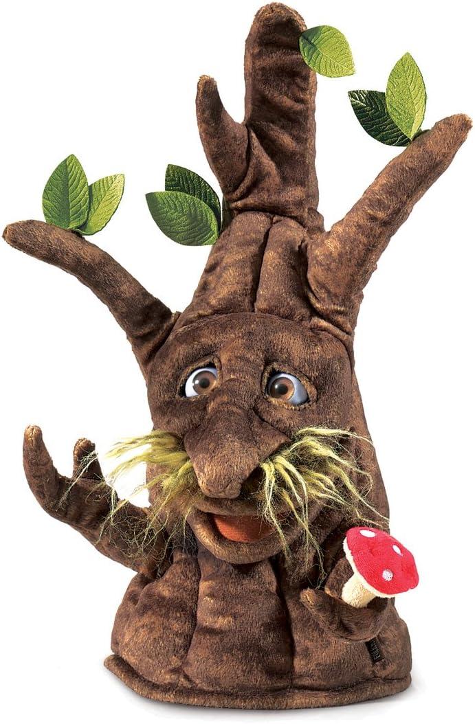Folkmanis Enchanted Tree Hand Puppet