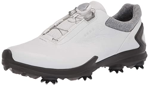 5a2baccfcdca26 ECCO Mens Biom G3 Boa Gore-tex Golf Shoe  Amazon.ca  Shoes   Handbags