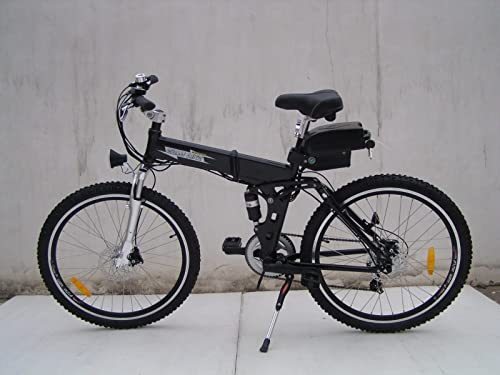 Folding Electric Bike 250w with a 36v10ah lithium battery Limitless Sharing