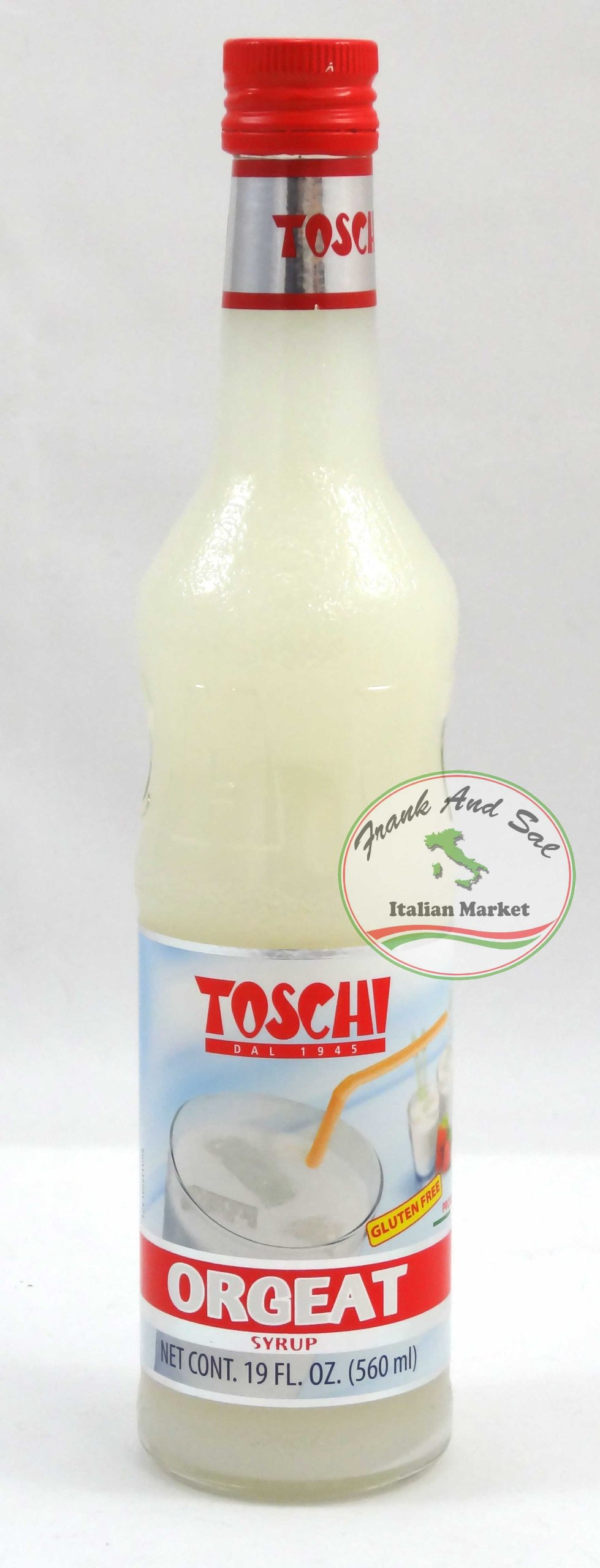 Toschi - Orzata - Orgeat Syrup - Benzoin Syrup - Almond Strup- Cocktail Syrup 19