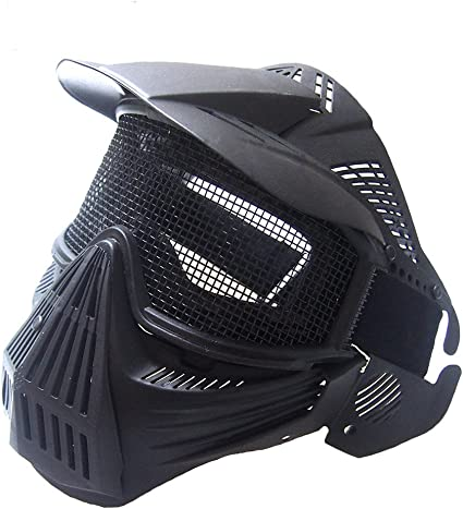 Paintball Airsoft clay pigeon Balaclava Ski Face Mask Under Helmet Neck Warmer