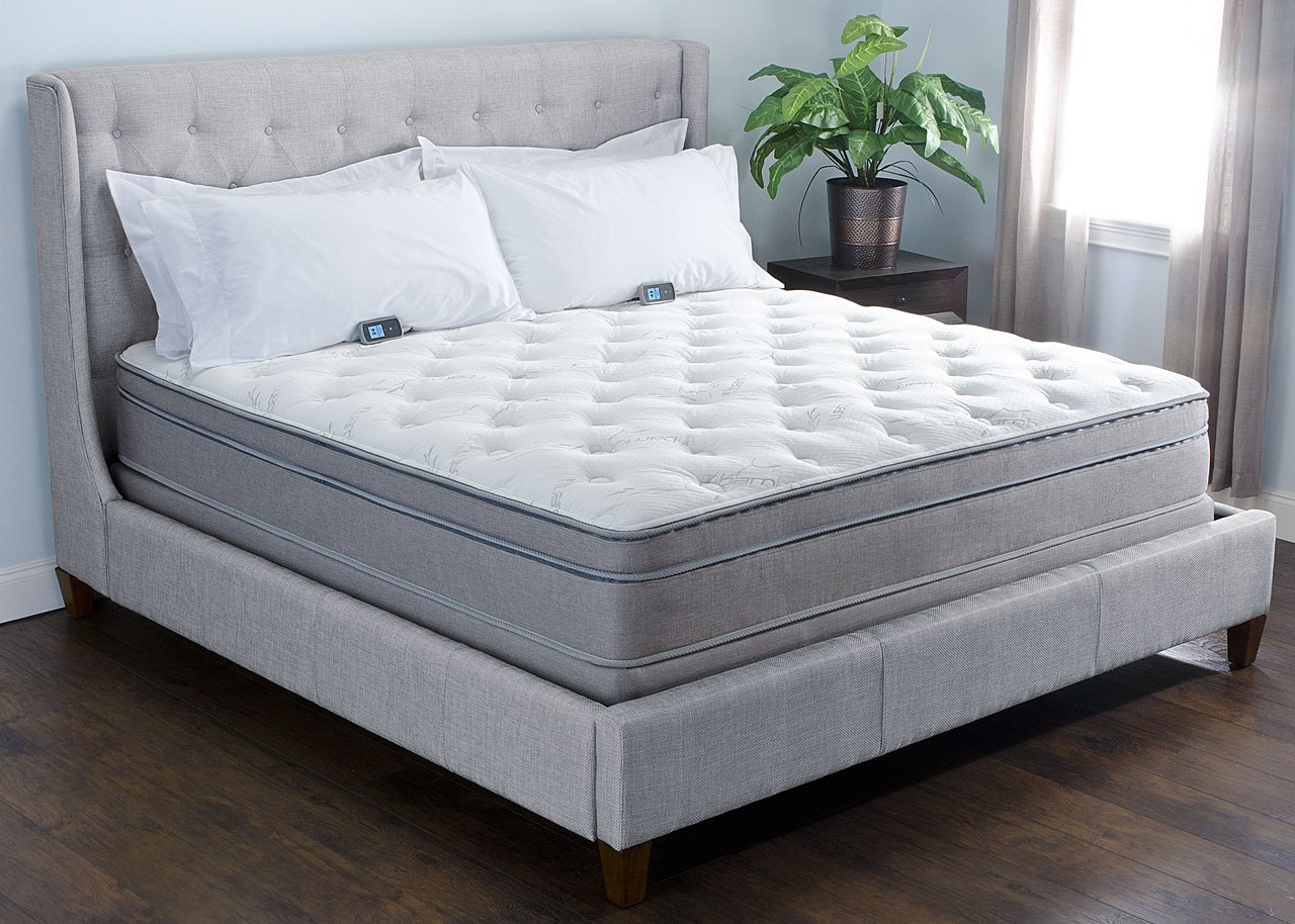 sleep set flextop adjustable com comforter page king legacy comfort qvc product number mattress