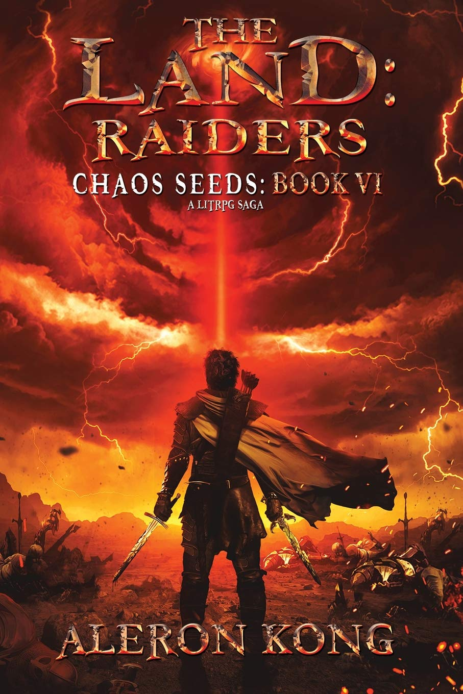 chaos seeds book 7 release date