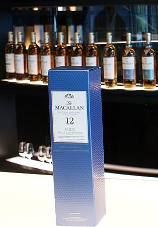 Macallan - Fine Oak Triple Cask Matured - 12 year old Whisky