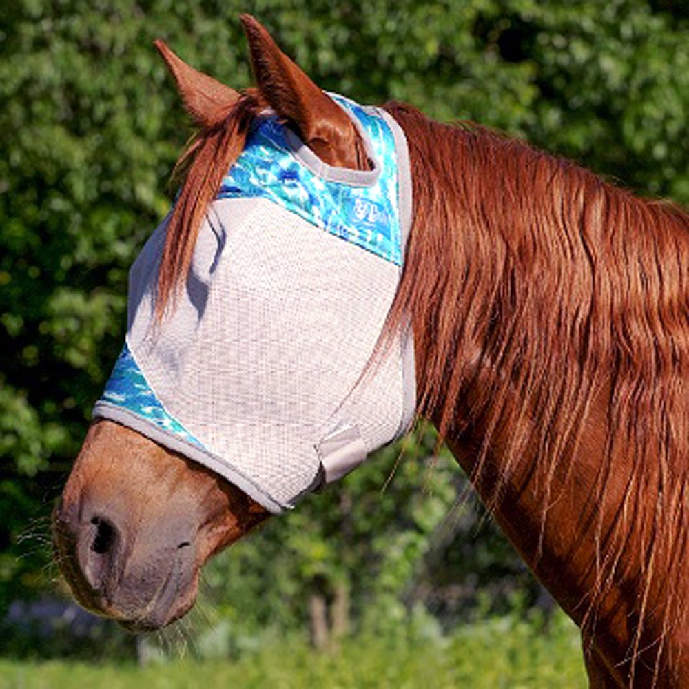 Cashel Designer Fly Mask Standard Without Ears And Nose All Styles Limited Edition