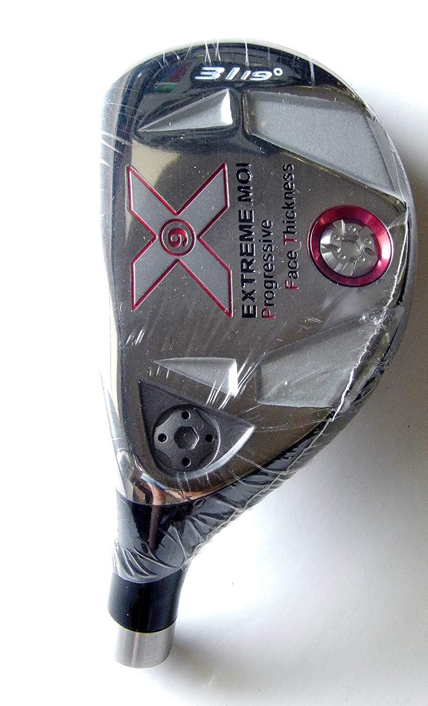 Amazon.com: NUEVO CLUB de golf híbrido Integra X 9 # 3 – 19 ...