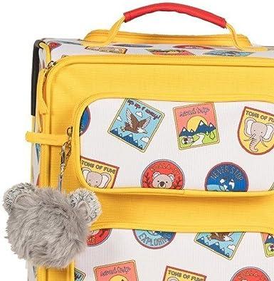 Love Taza 18 Kids Suitcase-Yellow