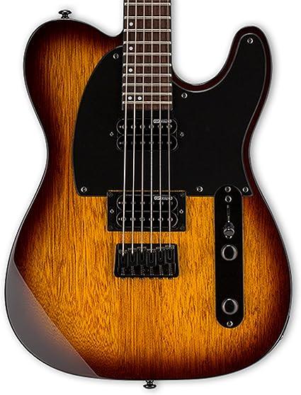 LTD Guitars & Basses TE-200R TSB - Guitarra eléctrica: Amazon.es ...