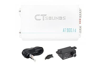 Amazon Com Ct Sounds At 900 1 Class D Monoblock Car Amplifier Cell