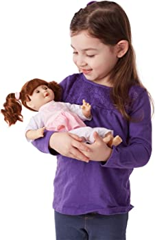 Melissa And Doug Sweet And Soft Body Baby Doll