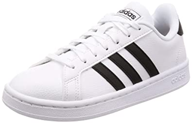 Grand Adidas De Fitness CourtChaussures Femme wkiOPXuZT