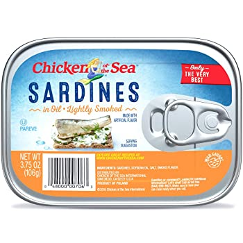 Chicken of the Sea Canned Sardine