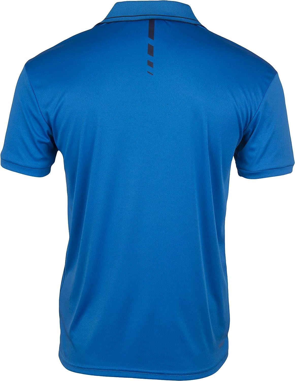DUNLOP Club Line Men Polo Royal Blue 1