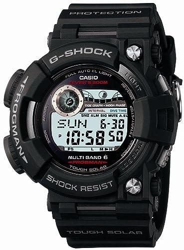 f0836412c108 Amazon.com  Casio G-Shock Digital Dial Resin Quartz Men s Watch   GWF-1000-1jf  (Japan Import-No Warranty)  Watches