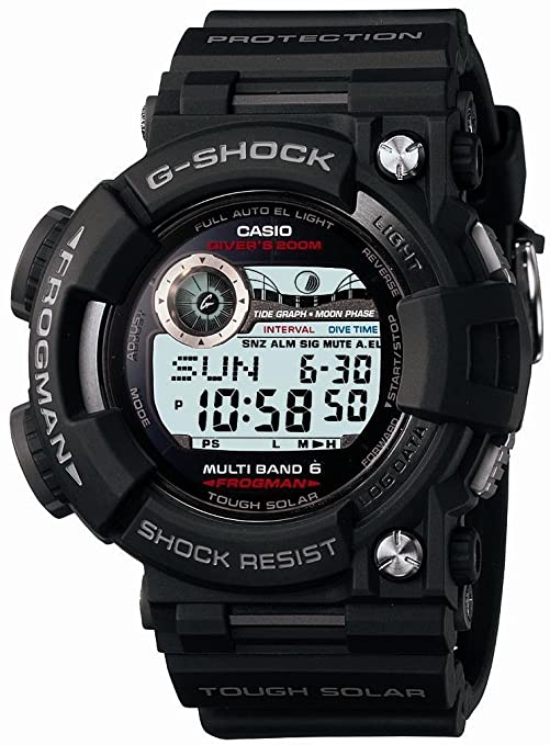 Casio Men's G-Shock GWF-1000-1 Frogman