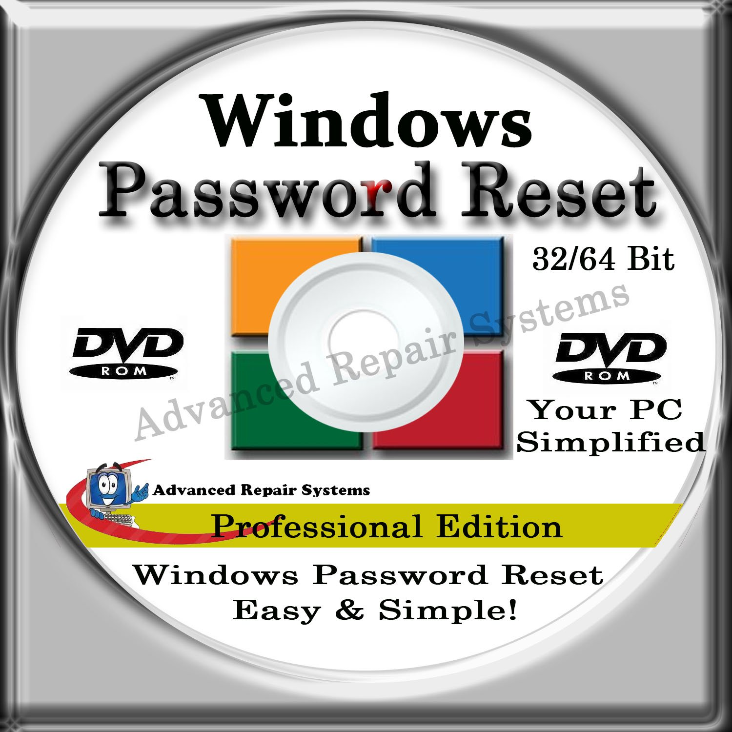 How to Create a Windows XP Password Reset Disk for Free
