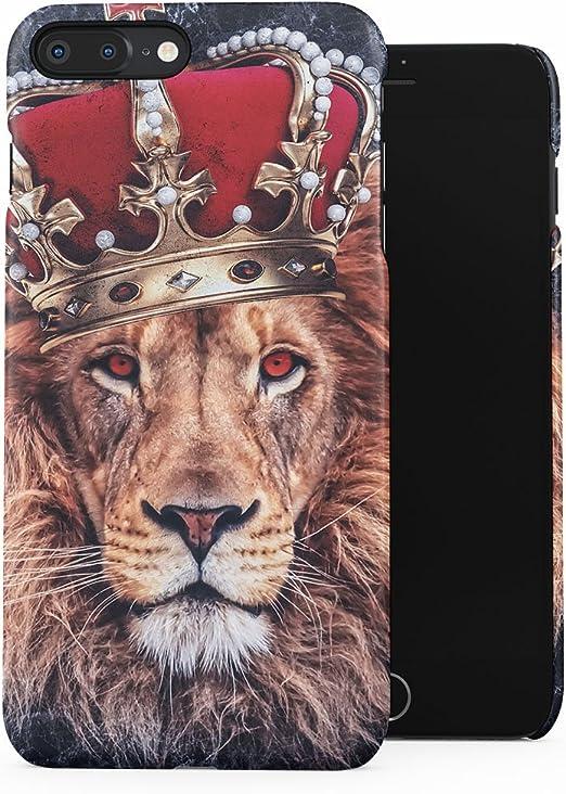 Jungle King Queen Lion Trill Gold Tumblr Dark Blue Marble Plastic ...