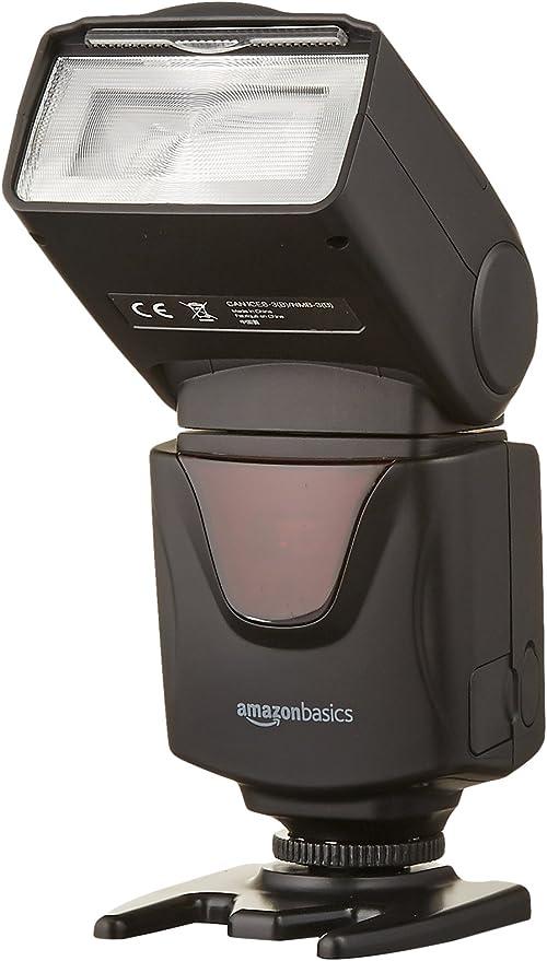 AmazonBasics - Flash electrónico para cámaras DSLR: Amazon.es ...